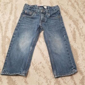 Levi Relaxed Straight 549 Boy's Jeans